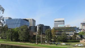 Parramatta City CBD